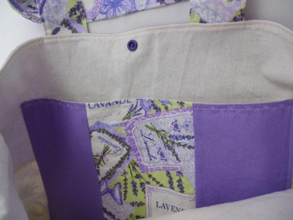 """Tasche """"Nora"""" – Lavendel, lila"""