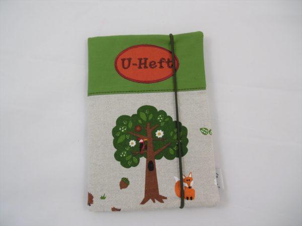 U-Heft Hülle Baum – 2